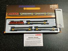 More details for marklin z scale swiss passenger train set. 'statd zurich' v rare.