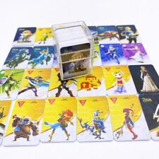 HLYEJUN Zelda Breath of the Wild NFC Card per Nintendo Switch Amiibo 20 Hea