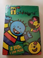 Toddworld 2 DVD box set NEW SEALED Hi! I'm Todd & Todd's Best Friends