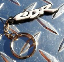 Honda CBR 3D Rubber Keyring 500R 650F 600RR 1000RR F4 F4i 250RR 300RR