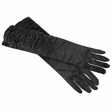 Women's Satin Evening Gloves & Mittens