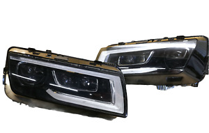 Rolls Royce Cullinan 2020 Laser Headlights Right Left 63117415125 , 63117415126