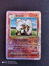 Arcanine Reverse Holo Pokemon Card 36/110 Legendary Collection ENG