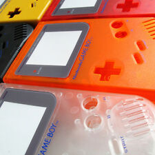 Full Housing Case Button Kits Replacement Parts for Game Boy Original DMG-01 Toy