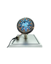 HCMY Marvel Iron Man Mark I Arc Reactor Con LED Lights 1/1 Scale Replica Nuevo
