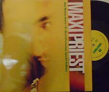 "MAXI PRIEST ~ Just Wanna Know ~ 12"" Single PS"