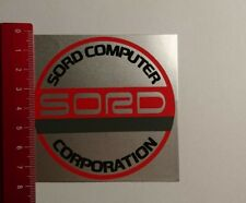 Pegatina/sticker: Sord Computer Corporation (090317167)