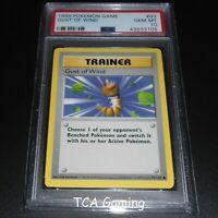 PSA 10 GEM MINT Gust of Wind 93/102 SHADOWLESS Base Set Pokemon Card
