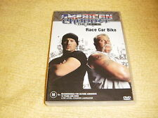 AMERICAN CHOPPER The Series RACE CAR BIKE 2005 DVD TV Show Season R4