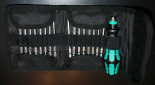 Wera Kraftform Kompakt 60 17 Piece Screwdriver Set