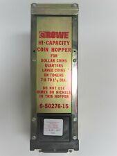 Rowe Bc Bc35, Bc100, Bc1200, Bc3500 Hi-Capacity Coin Quarter Hopper 50276-15 New