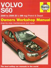 2000-2009 Volvo S60  Gas/Diesel Repair Manual 2003 2004 2005 2006 2007 2008 2987