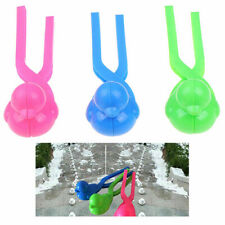 Duck Shaped Snowball Maker Clip Children Outdoor Winter Snow Sand Mold Tool Toy