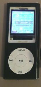 Small MP3 MP4 Music Player Portable Players Ipod Mini
