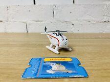 Harold & Collectors Card - Thomas Take N Play/Take Along Die Cast Trains