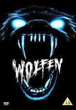 WOLFEN DVD Albert Finney Werewolf Horror Classic Brand New and Sealed UK Releas