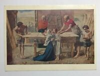 John Everrett Millais Christ In The House Of His Parents Tate Gallery Postcard