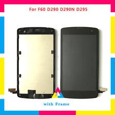 LG fino D290 D290N D295 Conjunto de Pantalla LCD con marco de reemplazo para Uch