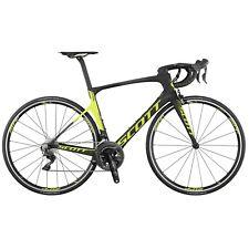 2017 Scott Foil RC Dura Ace Carbon Fiber Road Bike 58cm Yellow/Blk Retail $6500