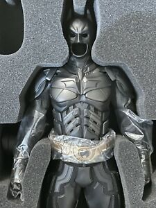 Hot Toys Dx12 Body + Armory Empty Cowl + Dx02 Flying Backpack Batman 1/6 Figure