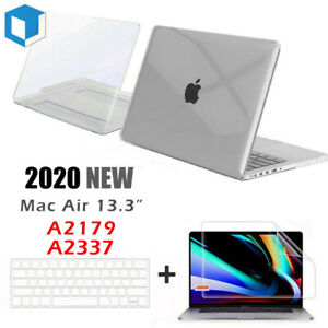 BELKA 3D Slim Smooth Scratch Resistant Snap on Plastic Hard Case with Keyboard Cover for Apple Mac Air 13.3 inch MacBook Air 13 Inch Case 2010-2017 Release Model A1466 A1369 Teak