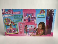 Barbie Pink Tastic Glam Vacation House & Doll Exclusive Set In Box