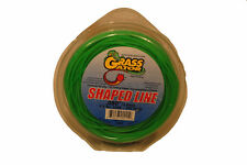 Grass Gator trimmer line string .080 Shaped PN# 5080 1/2 pound 200' spool