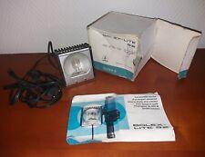 Bolex-Lite S2 Camera super 8 Flash torche appareille photo