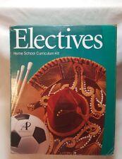 Lifepac Electives Home School Cirriculum (Spanish II Edition)Box Set Cassettes