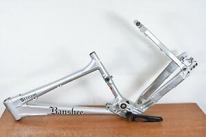 """Banshee Scream Downhill Mountain Bike Frame Full SuspensionDisc 16"""""""