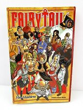 Fairytail 6 by Hiro Mashima Paperback 3A
