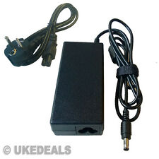 19V FOR SAMSUNG R530 R719 LAPTOP POWER SUPPLY CHARGER ADAPTER  EU CHARGEURS