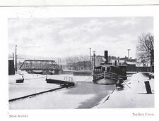 """*Postcard-""""The C.G. Witbeck""""  @ Watervliet near Albany-..@ Erie Canal (#69)"""