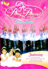 Prima Princessa SWAN LAKE: LEARN TO DANCE BALLET KIDS INSTRUCTIONAL HOME STUDIO!
