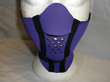 Pro Line Violet Enfant masque (grands) les coiffures moto