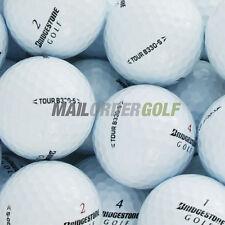 12 Bridgestone TOUR B330 B330-S RX RXS Mixture - Pearl/A Grade - Lake Golf Balls