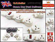 Universal International trailing Extension creative outlet socket combination 3m