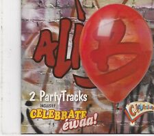 Ali B-2 Party Tracks cd single