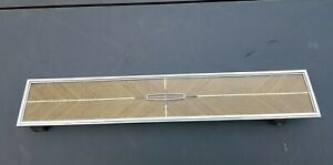1966 Lincoln continental Front or Rear Passenger side wood grain armrest panels