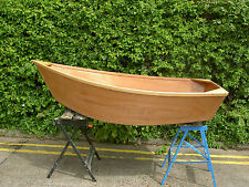 Wooden Rowing Boat Project