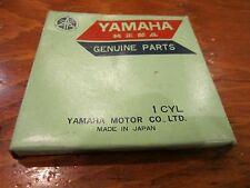 NOS 1977 YAMAHA XS750 XS 750 STD PISTON RINGS 1J7-11610-02-00, 1J7-11610-03-00