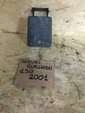 Suzuki Burgman 150 2001 Carena Sportellino Pedana