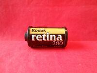 Kodak Retina 200 35mm Negativ-Film DB 36 EXP.