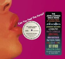 CAN YOU FEEL THE FORCE ? - THE JOHN LUONGO DISCO MIXES 2017 REMASTERED 2CD !