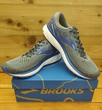 Brooks Men's Ghost 11 Size: 9.0 Color: Grey/Blue/Silver Style#110288