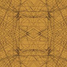 Art Gallery • Indelible • Spirodraft Ocre • Baumwoll Stoff • 0,5m