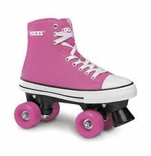 Roces 550030 Model Chuck Roller Skate,Deep Pink,11Usw,9Usm,42Eu,8Uk