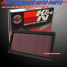 K&N 33-2175 Hi-Flow Air Intake Replacement Drop in Panel Filter