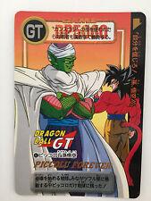 Dragon Ball GT Carddass Hondan PART 29 - 167