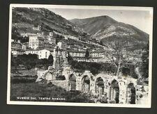 AD6535 Perugia - Provincia - Gubbio - Panorama dal Teatro Romano